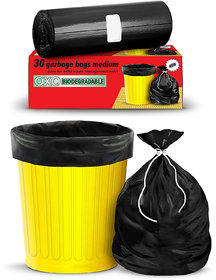 OXO Disposable Garbage Bags 30 Pcs Medium (19 X 21 Inch )