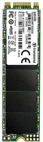 Transcend 240GB M.2 SATA III 6Gb/s SSD MTS820S 3D TLC Flash 80 mm Form Factor