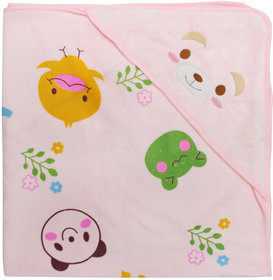 Mom's Pet Premium Hooded Soft Towel for Baby