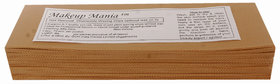 Makeup Mania 070 Pcs Large Waxing Strips, Non-Woven Hair Removal Plain Waxing Strips - Beige 70 Pcs