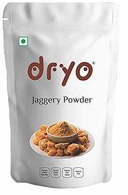 Dryo Pure Natural Premium Sugarcane Jaggery Powder Gur (800 Gram)