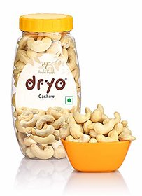 Dryo Premium And Healthy Whole Cashew Nuts 220G