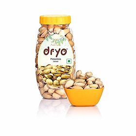 Dryo Premium California Roasted And Lightly Salted Pistachios (200 Gram)