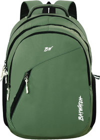 Baywatch 35 Litre Unisex Casual Polyester Laptop Backpack - Blue (Green)