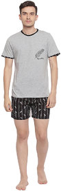 Feather Free Comfy Boxer TShirt Set