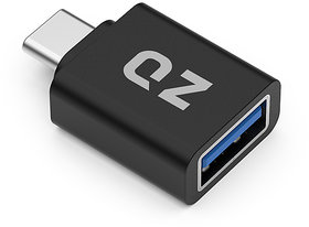 QZ USB 3.1 Type C to USB-A Converter Adapter with OTG Support