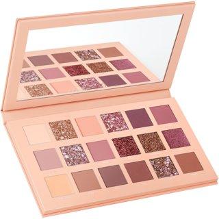 Makeup Fever New NUDE EDITION Waterproof Eyeshadow Palette 19.7 g