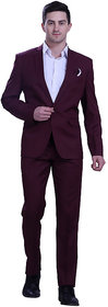 TYPE UP formal suits coat pant partywear 1 Button