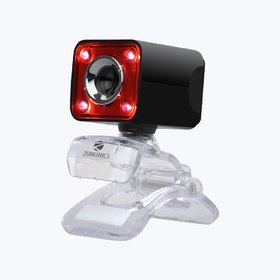 Web Camera    ZEB-CRYSTAL PRO