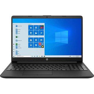 HP 15s-GU0014AU Laptop (AMD Athlon Silver 3050U @2.3GHz/ 4GB RAM/ 1TB HDD/ 15.6 HD/ Windows 10 Home/ No ODD/ Jet Black)