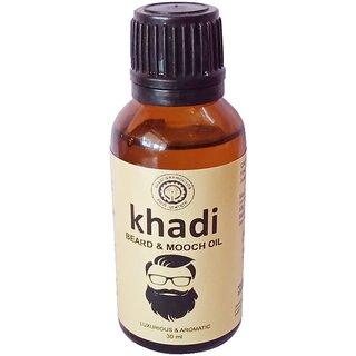 Khadi Beard Oil 30ml Pack of 1