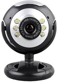 KHUTEMART lapcare LKWMWB7311-Lapcam Webcam  (Black)