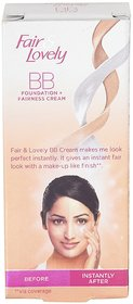 Fair  Lovely BB Foundation with Fairness Cream - 9g (Pack Of 2)