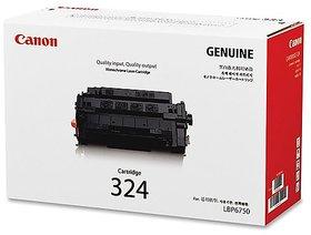 Canon 324 Black Original Toner Cartridge