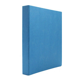 Expo Classic Office D Ring Box File, Documentation, Certificate, File Binder Office File ( Blue - A5 Size ) Pack of 1