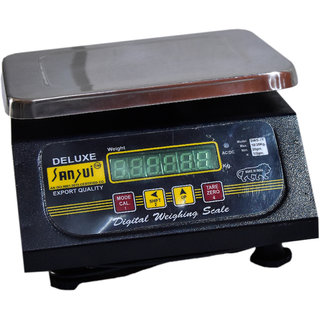 DELUX SANSUI MINI-20kg Weighing Scale
