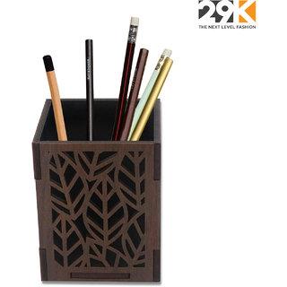 29K Handmade Wooden Pen Stand Pen Holder For Office