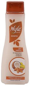 Nyle Anti Hairfall Shampoo, 180 ml (Pack Of 3)
