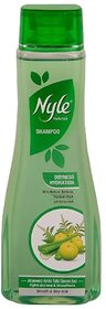 Nyle Naturals Dryness Hydration Shampoo, 180 ml (Pack Of 3)