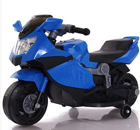 OH BABY  Racer Bike Rechargeable Battery Operated Ride-On for Kids FOR YOUR KIDS SSS-EET-03