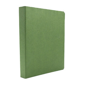 Expo Classic Office D Ring Box File, Documentation, Certificate, File Binder Office File ( Green - A5 Size ) Pack of 1