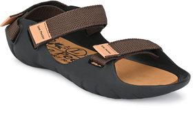 Lee Peeter Men's Brown Sandal  Floaters