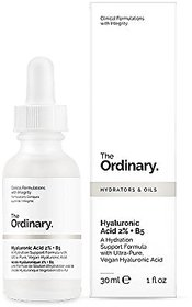The Ordinary Hyaluronic Acid 2 + B5 30ml Pack of 1