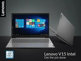 LENOVO LAPTOP I3 10th Gen with Window 10 Operating System(V15-IIL82C5A00AIHV15-IIL/15.6
