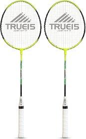Scorpion Badminton Racquet Classic Pack of 2 PC (Green)  Classic Badminton Rackets Pack of 2 PC