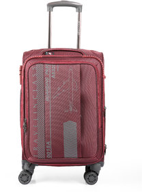 Polo Class Luggage Trolley Bag Suitcase 24