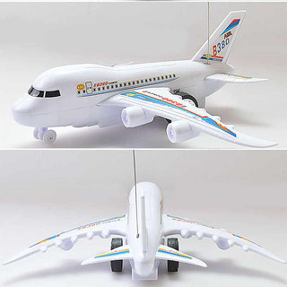 RC Airplane Model Outdoor Toys For Kid Boy Remote Control Plane Electrical Air Plane Children Birthday Gifts No Flying