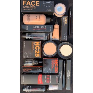 COMBO 9 in One Makeup Kit For New Generation Girls.(9 Items in the set)