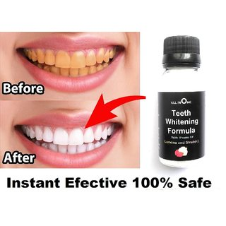 Instant Teeth Whitening Powder To White Your Teeth and Loking Beautifull Smile