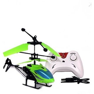 Infrared induction 2 in 1 Helicopter for kids