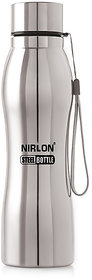 Nirlon Rustfree/ Eco Friendly,Stainless Steel Light Weight Bottles For Travelling,1000Ml