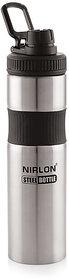Nirlon Stainless Steel Hybrid Use Water Bottle 750Ml (Pack of 1)