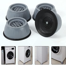 Shop Stoppers Plastic Anti Vibration Pads For Washing Machine Pack of 4