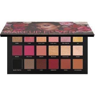Makeup Fever Rose Gold Remastered Eyeshadow Palette 18 Shades