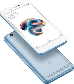 (Refurbished) Redmi 5A 16 GB ROM 2 GB RAM Dual Sim Smartphone