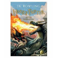 Harry Potter And The Goblet Of Fire - New Jacket Paperback (J.K. Rowling, English)