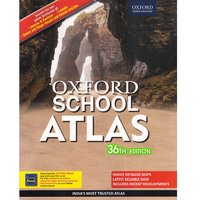 Oxford School Atlas India's Most Trusted Atlas 36th Edition By Oxford Fast Delivery Ebook