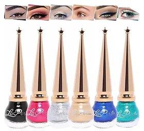 La Perla Liquid Matki Eyeliners Set of 6