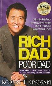 Rich Dad Poor Dad What the Rich Teach Their Kids About Money Ebook By Robert T. Kiyosaki Bestseller