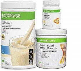 Herbal life Kulfi Protein  Afresh Lemon Flavour!