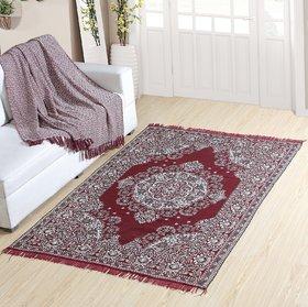 Valtellina Premium  designed cotton carpet (54 inch X 84 inch)