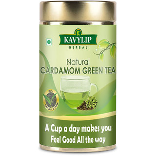 Cardamom Green Tea For Fresh mind and boost your health immunity, Made by pure natural Cardamom  Lemongrass Green Tea,