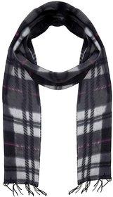 Bella Knitted Soft Warm Checkered Muffler For Men Women Boys Girls  Assoreted color design