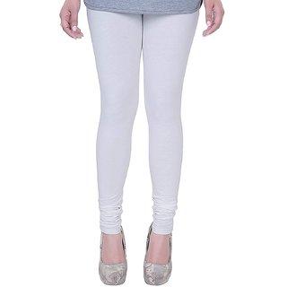 Ruby Orange 100% Fine White Cotton legging