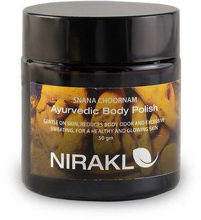 Herbal Body Scrub  Nirakle Snana Choornam