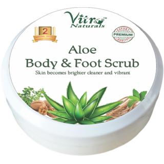 Aloe Body  Foot Scrub 100 gm